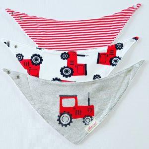 Puntslab set tractor
