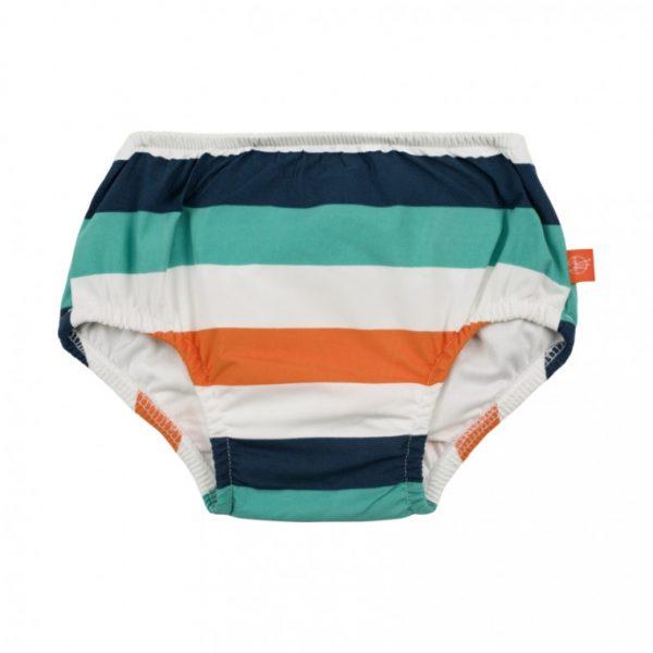 12-18 mnd Lässig zwemluier Boys Multistripe