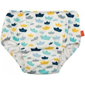 0-6 mnd Lässig zwemluier Boys Paper Boat