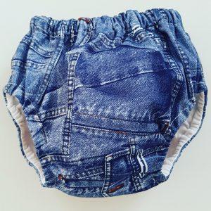 10-13 kg Oefenbroekje katoen Jeans