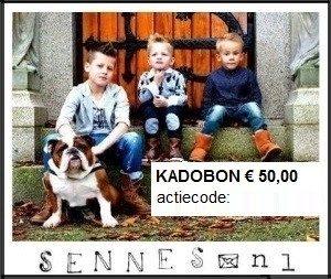 Kadobon € 50