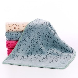 1 fleece handdoekje naar keuze