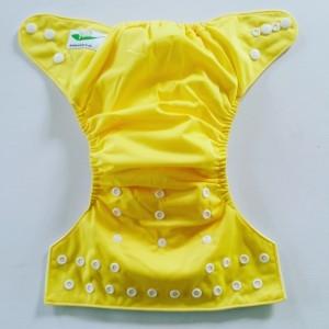 Luierbroekje geel