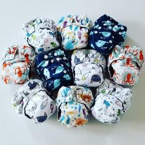 Startpakket AIO Newborn Pocket luiers