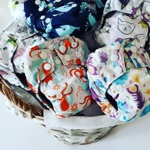 Compleet pakket AIO Newborn Pocket luiers