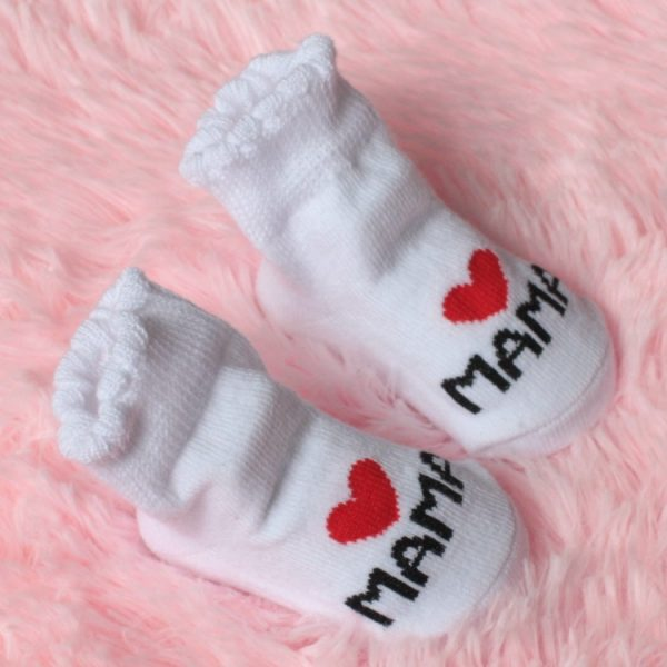 Babysokjes I Love Mama
