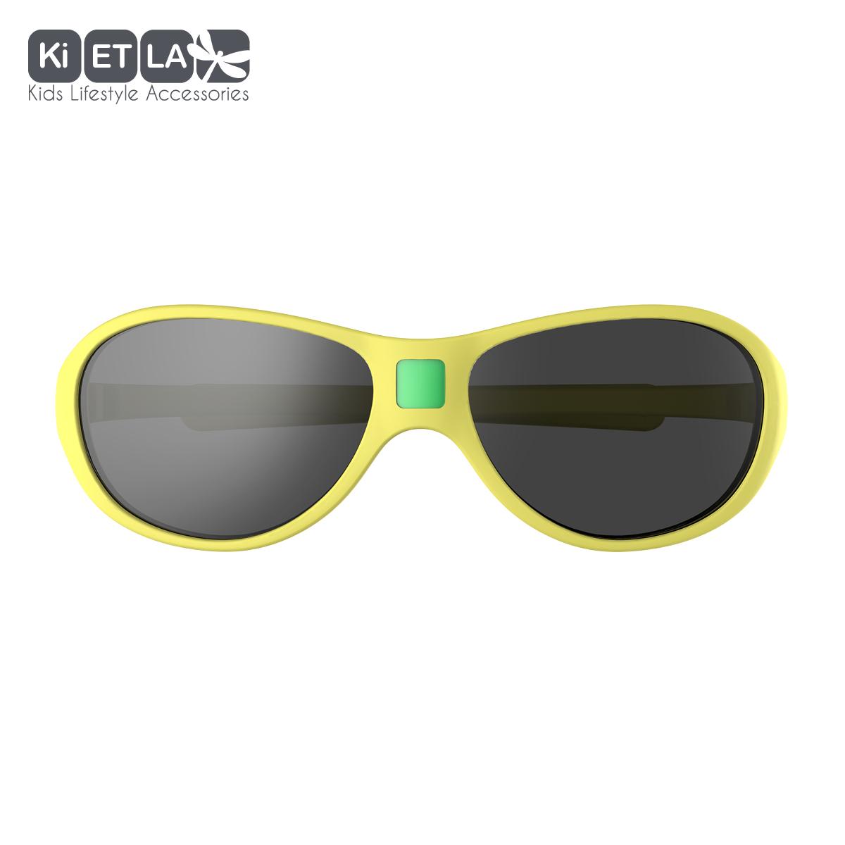 82feddc6096b87 Ki Et La - UV-zonnebril voor baby s   peuters - Jokaki - Geel ...
